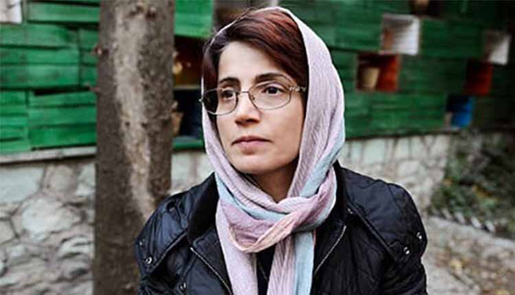 Nasrin Sotoudeh arrested