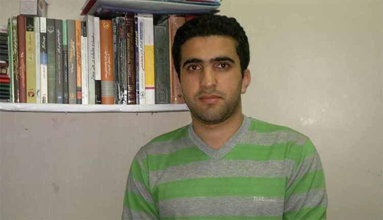 Political prisoner Zaniyar Moradi