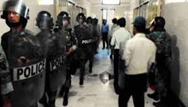 Sanandaj Central Prison riot