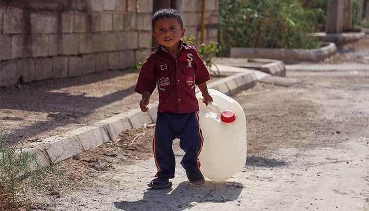 Iran drought crisis