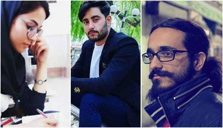 Iranian students sentenced to prison