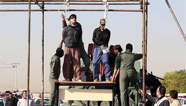 Mashhad public execution