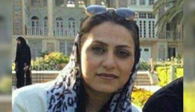Sufi woman Sima Entesari