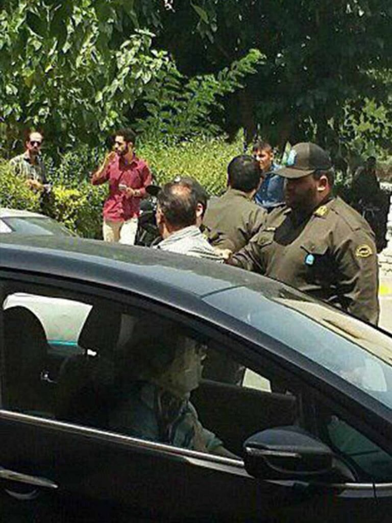 Plundered depositors of Padideh Shandiz