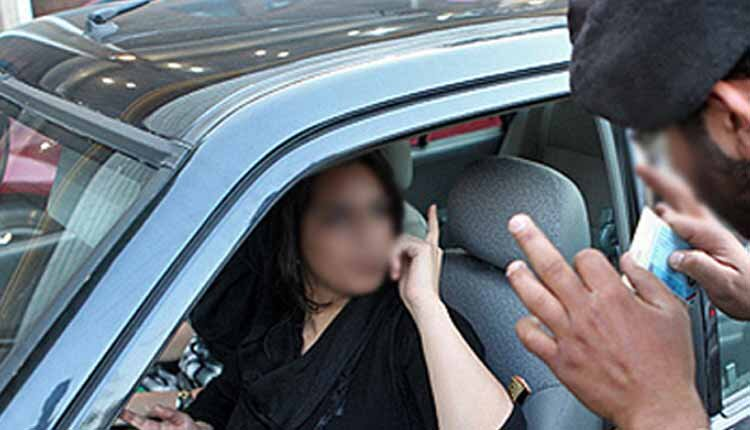 The compulsory veil in Iran
