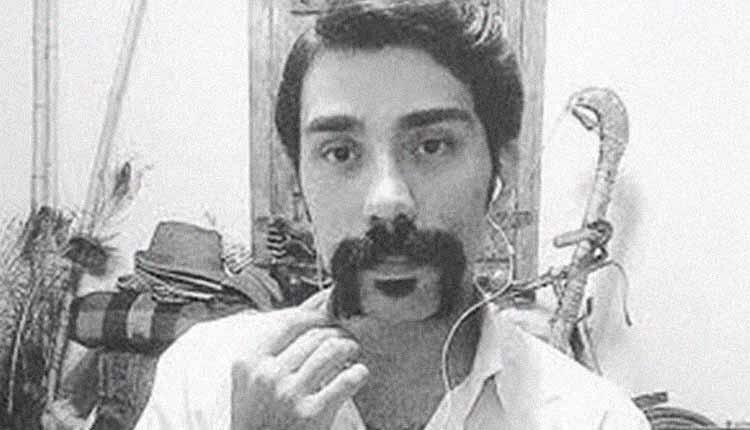 Political activist Nader Afshari