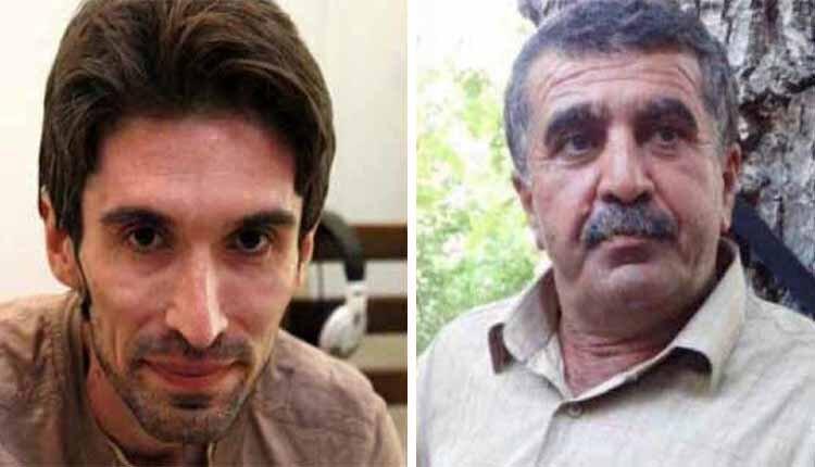 Political prisoner Arash Sadeghi