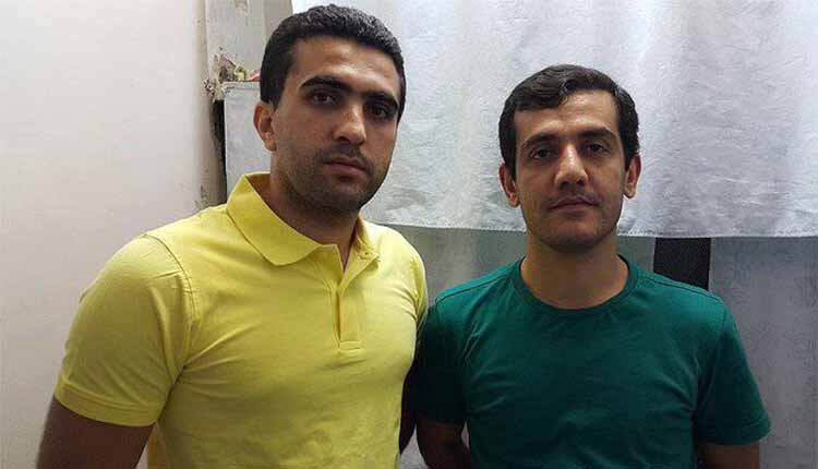 Zaniyar and Loghman Moradi