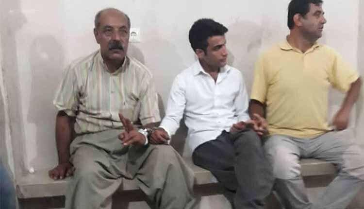 arrested amin strike Iran