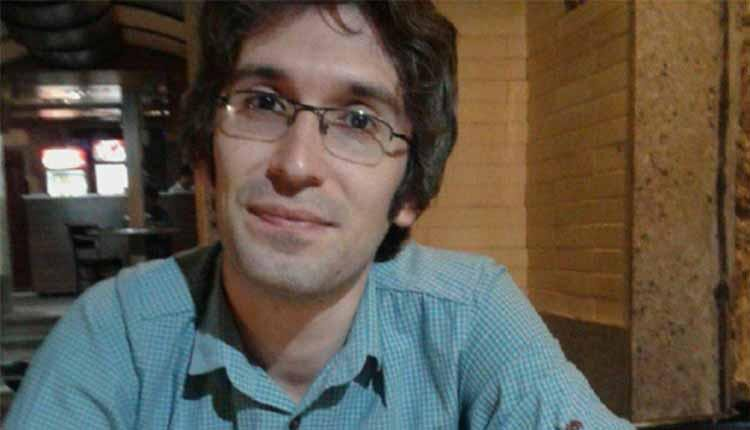 human rights defender Arash Sadeghi
