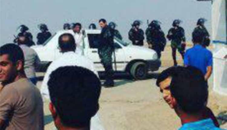 Arab activists arrest