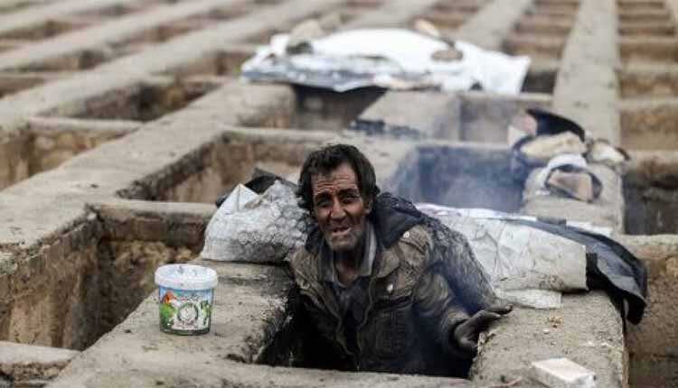 Iran poverty