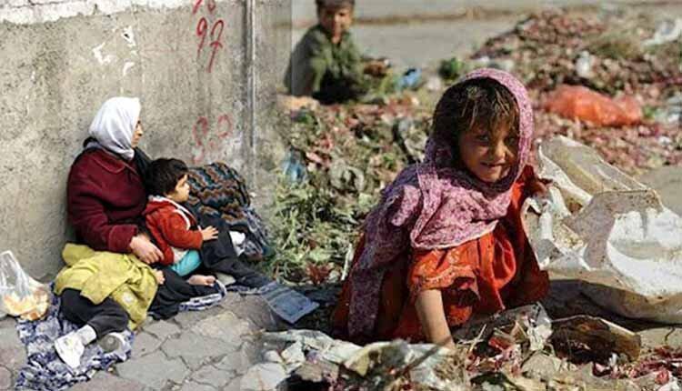 poverty leading malnutrition