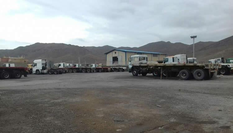 Iran truckers strike