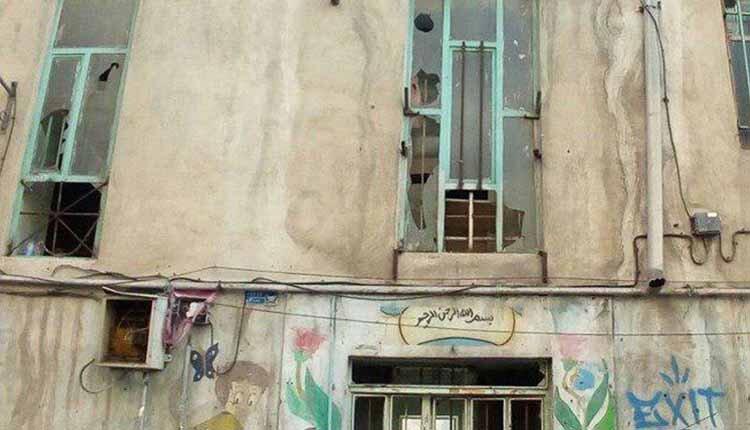 Iran worn out schools