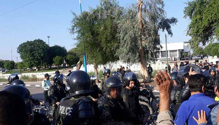 Haft Tappeh sugar mill strike