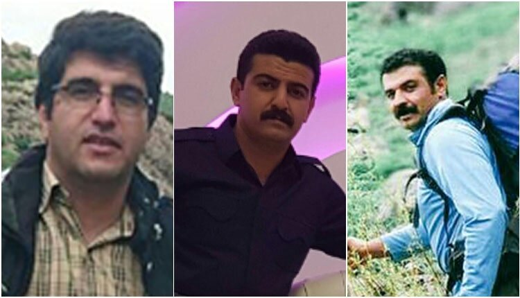 Iranian Environmentalists arrested