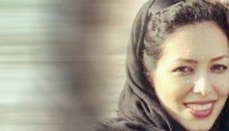 Baha'i woman Negin Ghadamian