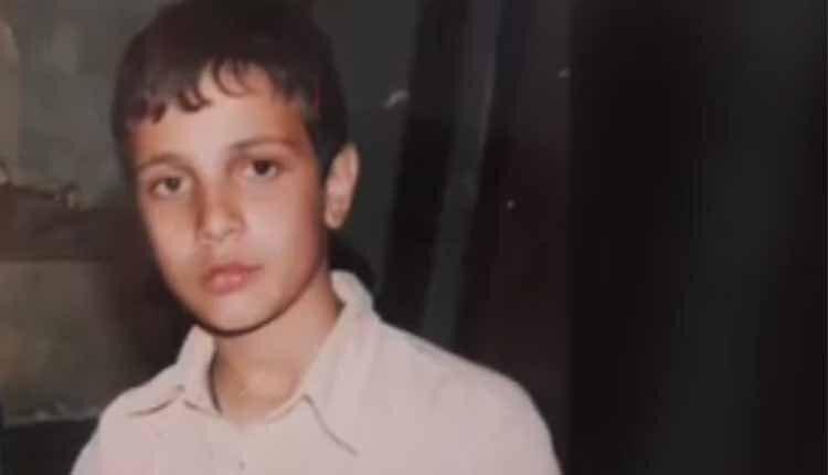Iranian Juvenile Offender Milad Azimi