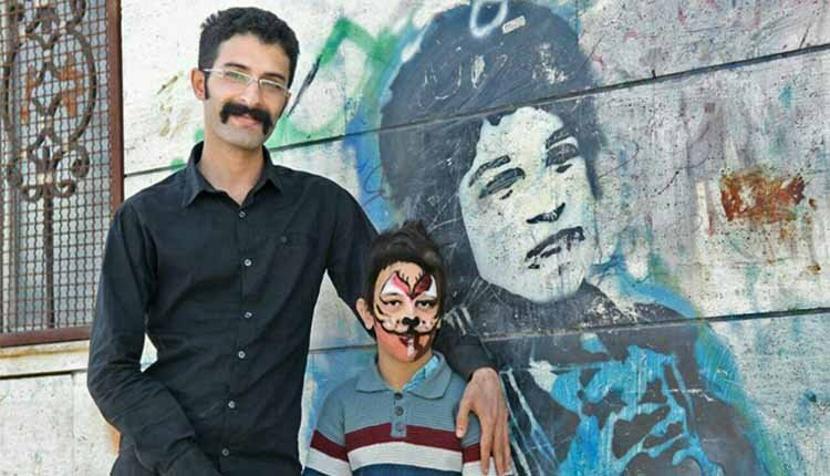 prisoner of conscience Saeed Shirzad