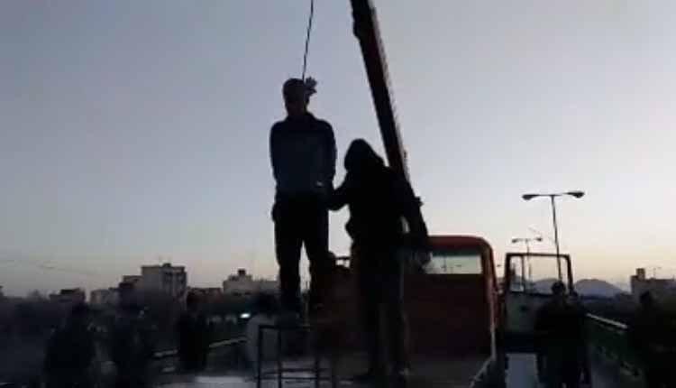 Iran public execution