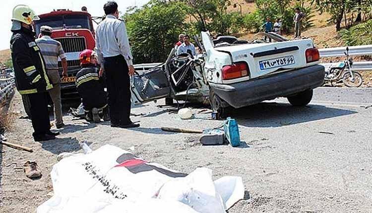 Iran road accidents