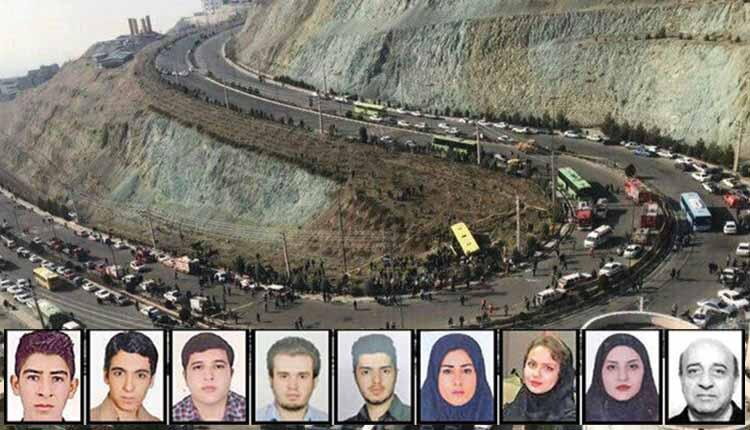 Iran fatal bus crash
