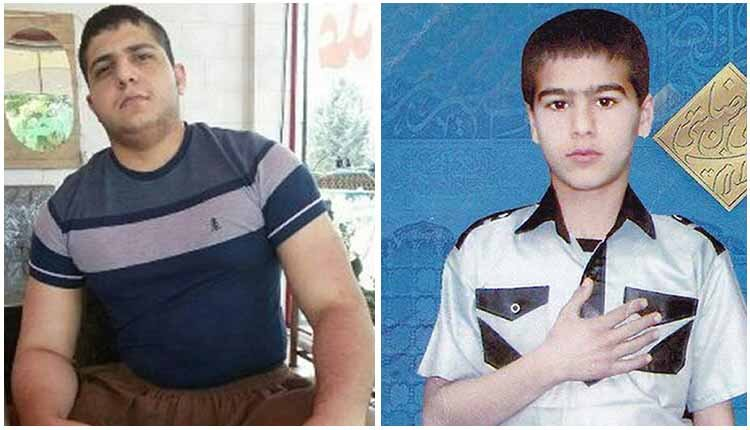Iran juveniles on death row