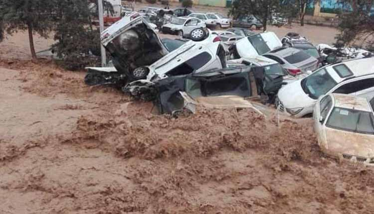Iran's flash floods