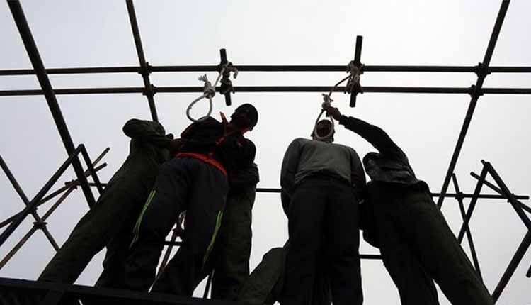 Iran executing child offenders