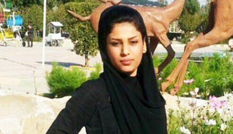Political prisoner Ameneh Zaheri Sari