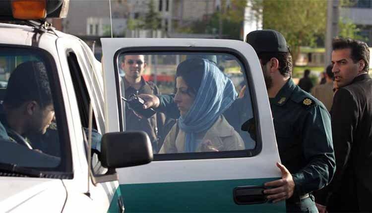 Iran improper hijab