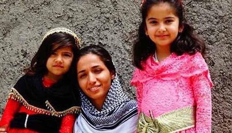 Kurdish activist Zahra Mohammadi