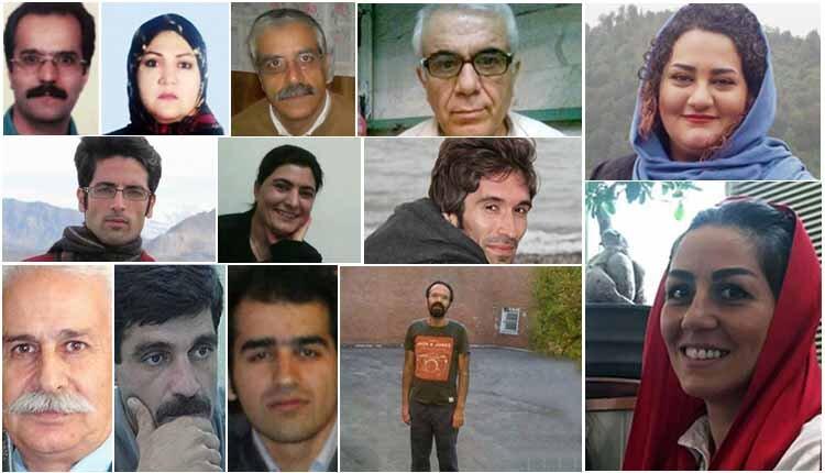 Iran political prisoners