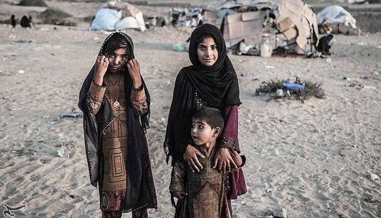 Iran's slums