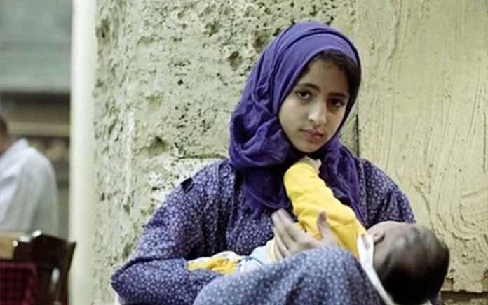 Iran child bride