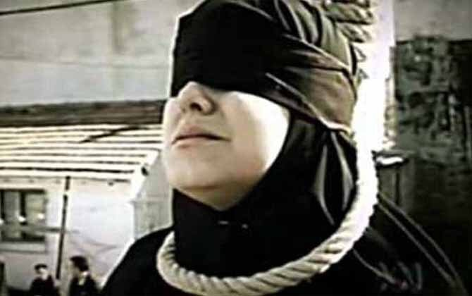 woman-executed-in-Iran