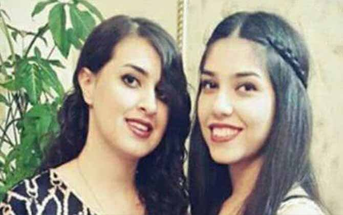 Iranian Baha'i women