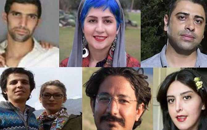 Iranian labour rights activists