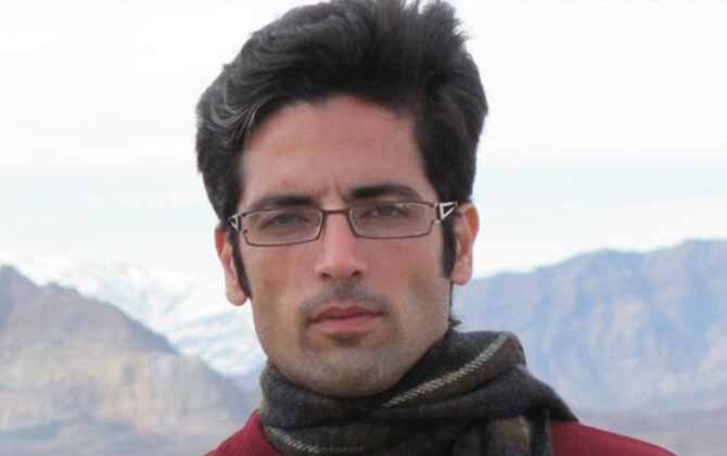 Iranian political prisoner Majid Assadi