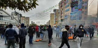 Death toll of Iran protests exceeds 220