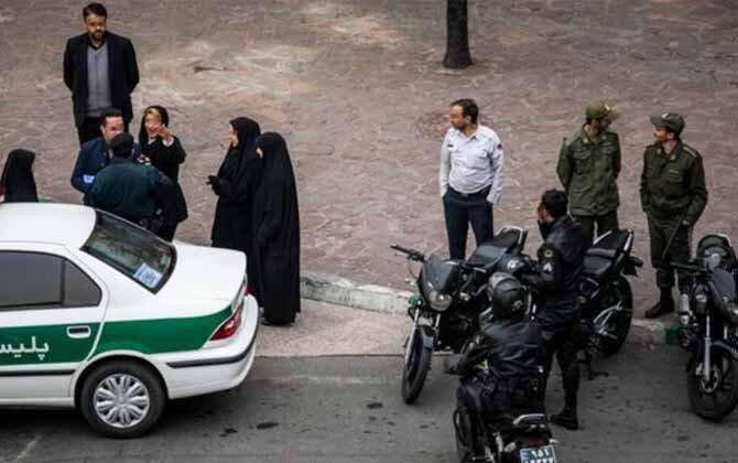 Iran-arrest-party