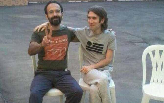 Soheil Arabi goes on hunger strike