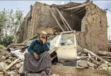 Death toll in Northwest Iran Earthquake Rises to Eight