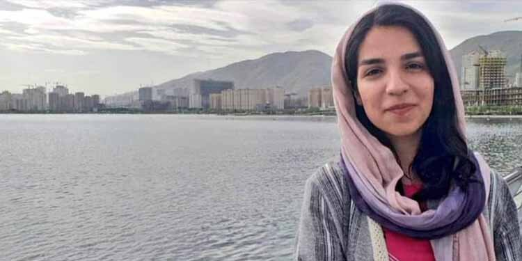 Iranian Christian convert Mary Mohammadi