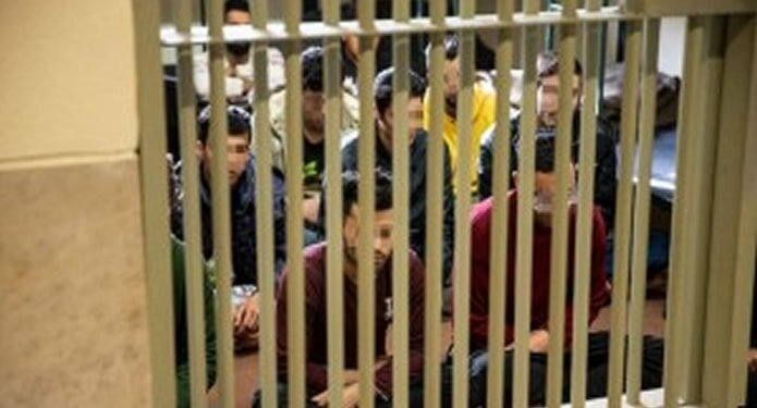 Young protesters receive jail sentences, while fate of others remains unknown