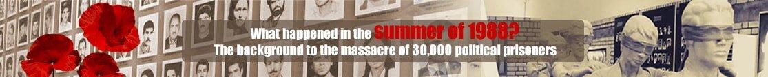 1988 massacre in Iran