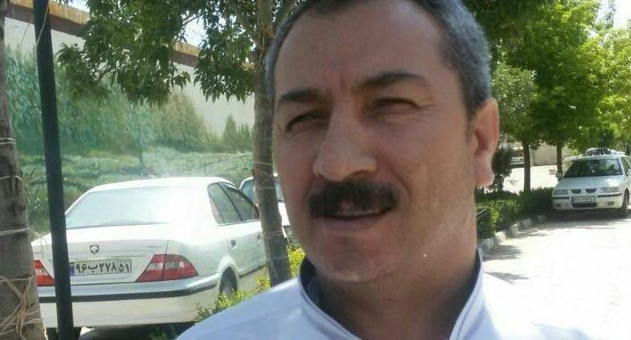 Iran executed Kurdish political prisoner Mostafa Salimi