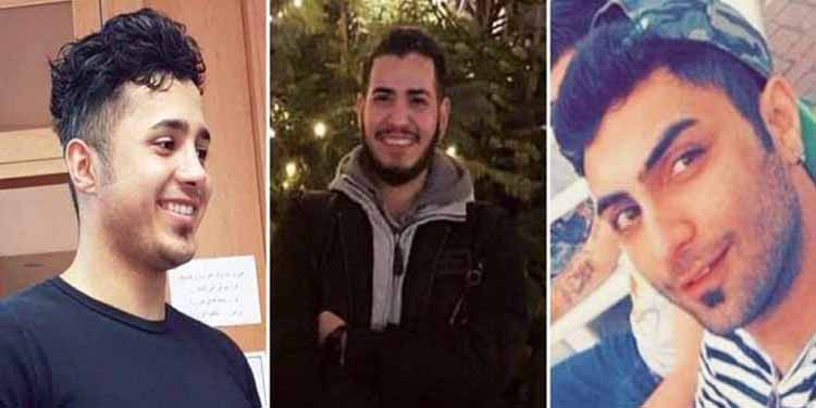Three Protesters Sentenced to Death for Participating in November 2019 Iran Protests