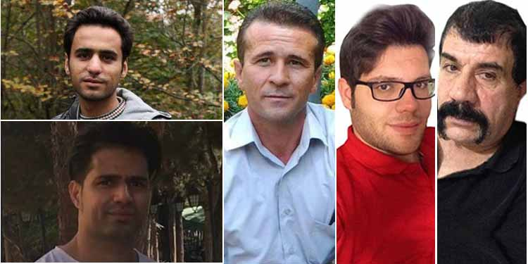 attacks on political prisoners in Iran's jails